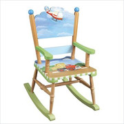 Teamson Design Kids Transportation Rocking Chair