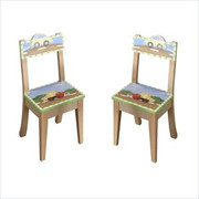 Teamson Design Kids Transportation Chairs - Set of 2