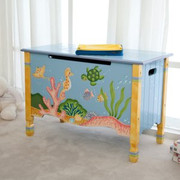 Teamson Design Kids Under the Sea Toy Chest