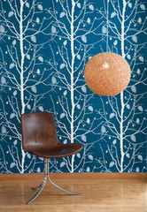 Ferm Living Family Tree Wall Smart Wallpaper - 127
