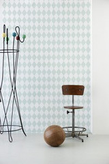 Ferm Living Harlequin Wall Smart Wallpaper