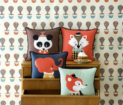 Ferm Living Mr. Frank Fox Cushion