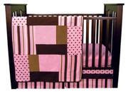 Trend Lab Maya 3 Piece Crib Bedding Set