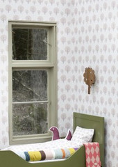 Ferm Living Dotty - Rose Wall Smart Wallpaper