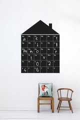Ferm Living ABC House Wall Stickers