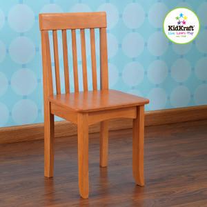 kidkraft avalon chair in honey