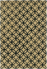 Chandra Rugs Janelle Style JAN2614 Wool Area Rug