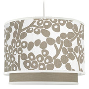 Oilo Modern Berries Double Cylinder Light -Taupe