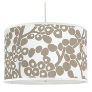 Oilo Modern Berries Large Cylinder Light - Taupe