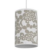 Oilo Modern Berries Cylinder Light - Taupe