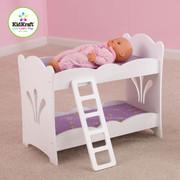 KidKraft Lil Doll Bunk Bed