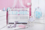 Novela Ella Light Blue Bedding Set