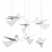 Flensted Mobiles Trumpet Angel Mobile