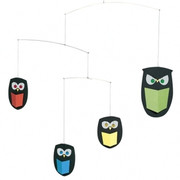 Flensted Mobiles The Wisest Owl Mobile