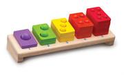 Smart Gear Toys 1-5 Stacker
