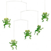 Flensted Mobiles Happy Frogs Mobile