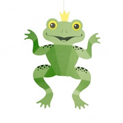 Flensted Mobiles King Frog Mobile