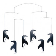 Flensted Mobiles Penguin Talk Mobile