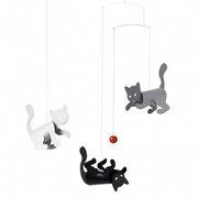 Flensted Mobiles Kitty Cats Mobile