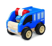 Smart Gear Toys Mini Police Car