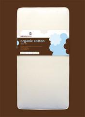 Naturepedic No-Compromise Classic 150 Crib Mattress