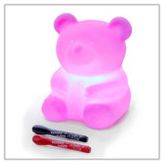 Offi and Co. My Pet Lamp Kids TerriBear Jr. Kids Room Lighting and Night Light