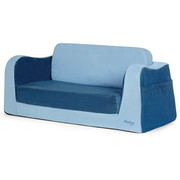 Pkolino New Little Reader Sofa - Sleeper - Blue
