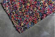 TrueModern Lil Wooly Colors Rug - Round