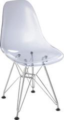 Zuo Modern Baby Spire Chair in Transparent