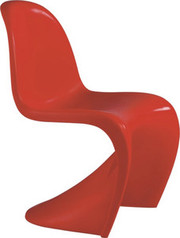 Zuo Modern Baby S Chair in Red - Set of 2