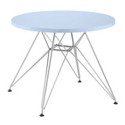 Zuo Modern Wacky Baby Table in Blue