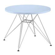 Zuo Modern Wacky Baby Table in Blue
