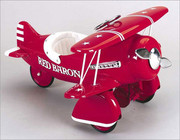 Airflow Collectibles Red Baron Pedal Plane - 6001RB