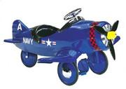 Airflow Collectibles Corsair Pedal Plane - 8001CA