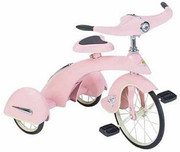Airflow Collectibles Jr. Pink Princess Tricycle-TSK007