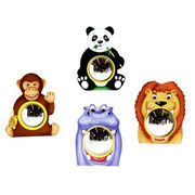 Anatex Animal Friends Wall Mirrors - Set of 4