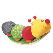 Smart Gear Toys Rocking Caterpillar