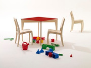 Beck to Nature Sixkid Kids Table