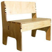 Anatex Wooden Benches