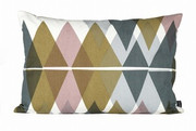 Ferm Living Mountain Lake Cushion - 60 x 40