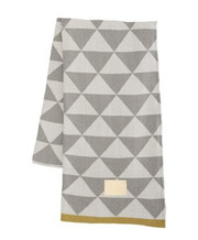 Ferm Living Remix Blanket - Grey