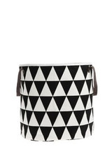 Ferm Living Triangle Basket - Black