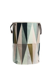 Ferm Living Spear Laundry Basket - Multi