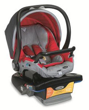 Combi Shuttle Infant Car Seat - Cranberry