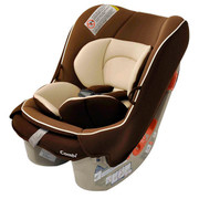 Combi Coccoro Convertible Car Seat - Chestnut