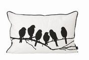 Ferm Living Lovebirds 60 x 40 Cushion