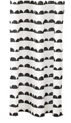 Ferm Living Half Moon Shower Curtain