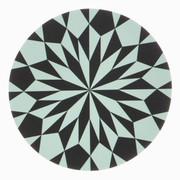 Ferm Living Star Cutting Board - Mint