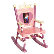 Levels of Discovery Princess Mini Rocker