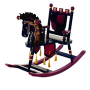 Levels of Discovery Prince Rocking Horse